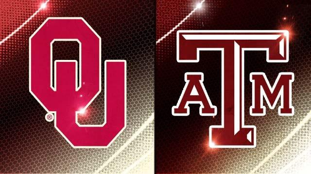 Vitals: Oklahoma vs. Texas A&M