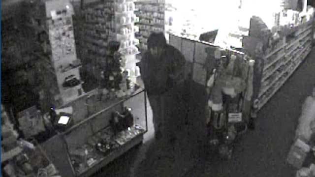 El Reno Police Need Community Help In Finding Robber