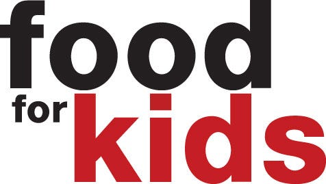 Food for Kids & Saturn Grill Promotion