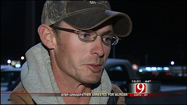Oklahoma Dad Reacts After Son's Grandfather Arrested In Boy's Death