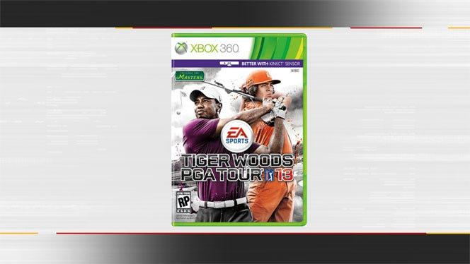 Rickie Fowler Selected For Tiger Woods Cover