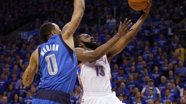 Thunder To Play Preseason Against Mavericks