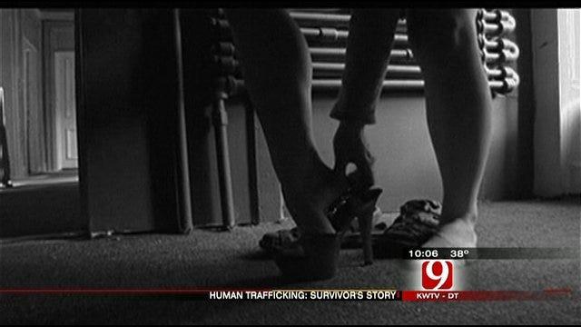 Former Human Trafficking Victim Breaks Her Silence
