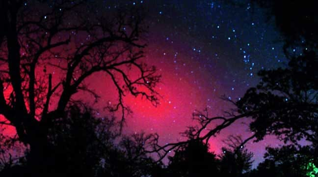 Northern Lights May Return To Oklahoma This Weekend