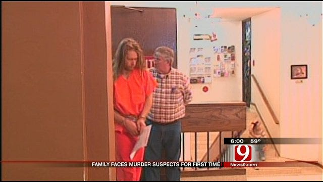 Pair Charged In Seminole Woman's Murder