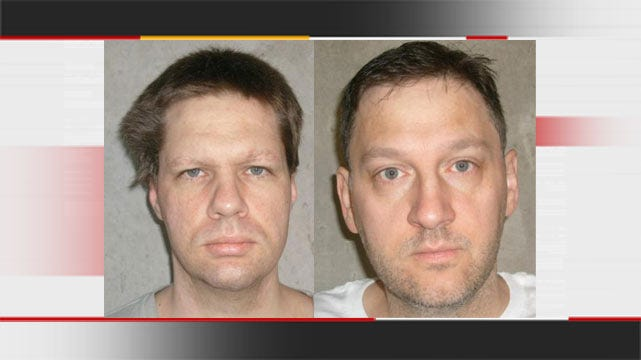 Two Inmates Found Hanged In McAlester Prison