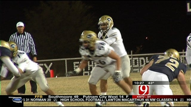 Friday Night Roundup: Heritage Hall District Champs, Lawton Wins