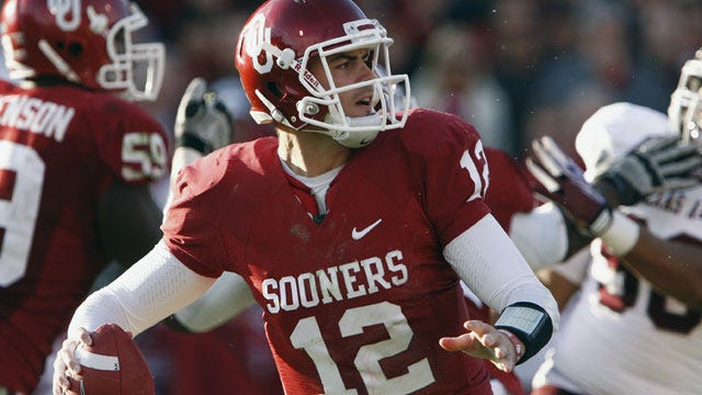 Huge Third Quarter Leads Sooners To Victory