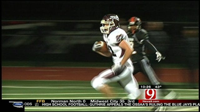 Jenks Outlasts Norman For Home Playoff Game