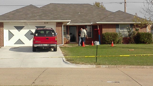 Police Investigate Officer-Involved Shooting In Moore
