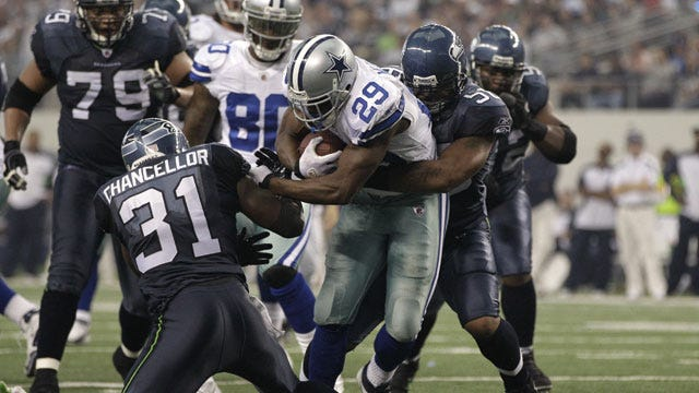 DeMarco Murray's Record-Setting Season Continues