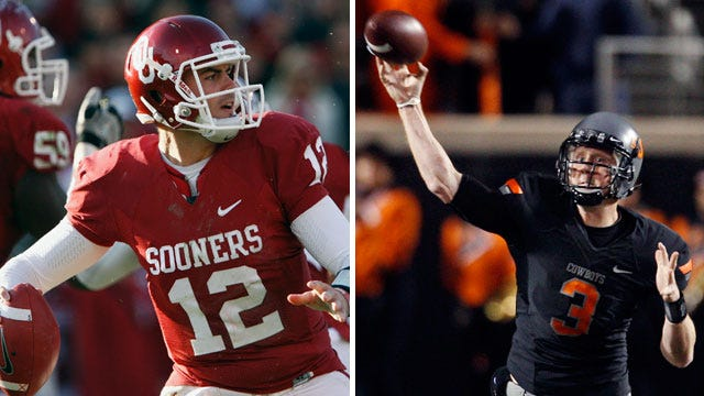 OSU Second, Sooners Sixth In Newest BCS Rankings