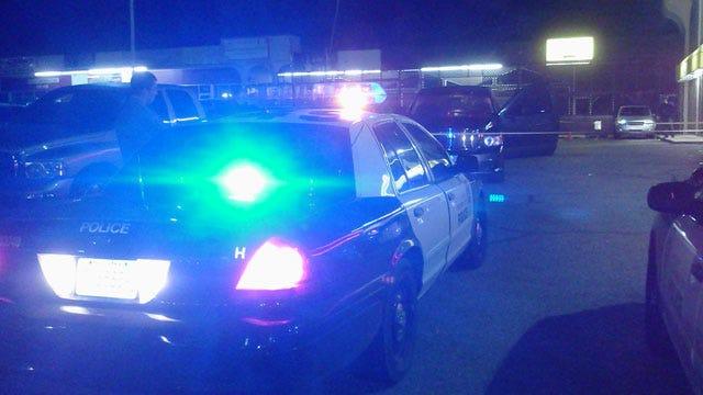 Police Investigate Shooting At Northwest OKC Night Club