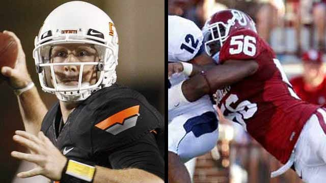 Brandon Weeden, Ronnell Lewis Named Players Of The Week