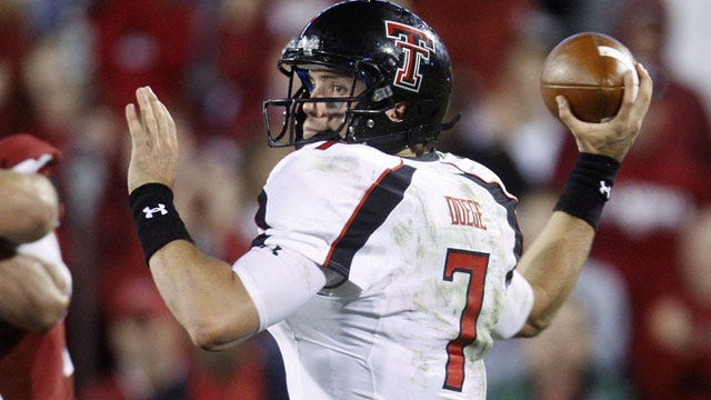 Cowboys Being Careful Not To Overlook Texas Tech