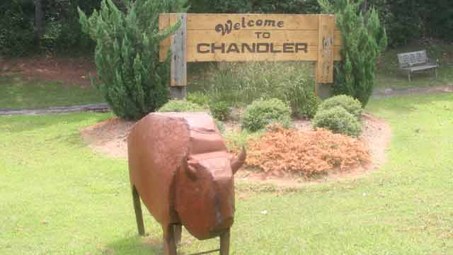 Road Trip Oklahoma visits Chandler