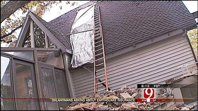 Want Oklahoma Earthquake Insurance? Get Ready To Wait