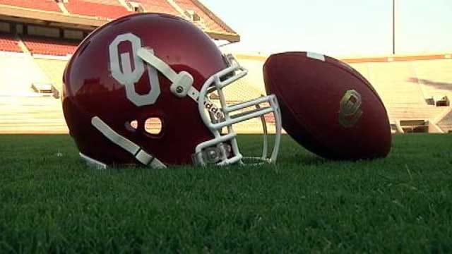 OU - Iowa State Game Time Changed