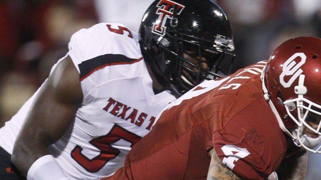 Texas Tech Defensive Back Tre' Porter Out For Season