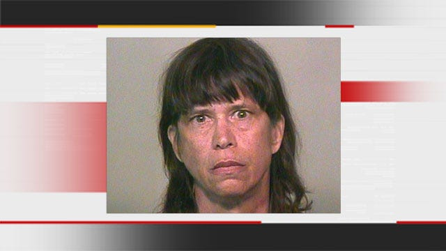 Woman Charged With Manslaughter In Fatal OKC Crash