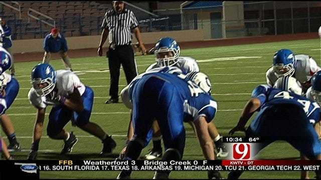Friday Night Roundup: Deer Creek-Lamont And Guthrie Pick Up Big Wins