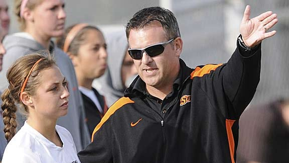 Oklahoma State Records Shutout In Bedlam Soccer