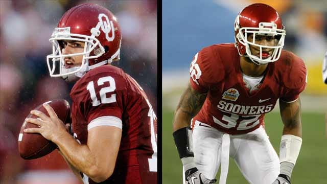 OU's Jones, Fleming Receive Player Of The Week Honors