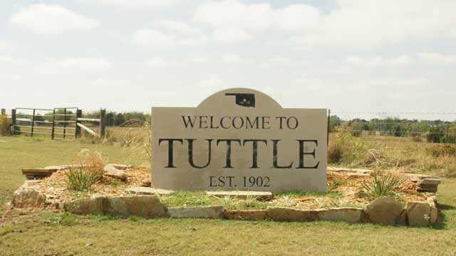 Road Trip Oklahoma Pulls into Tuttle