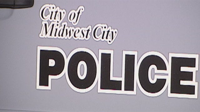 Three Men Force Their Way Into Midwest City Home