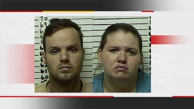 Duncan Couple Arrested In Abuse Of Their 3-Month-Old Twins