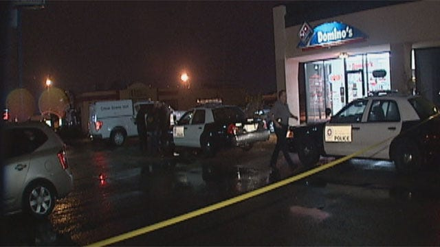 Gunman Robs Two Pizza Stores In OKC, Moore