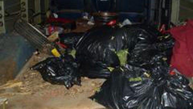 'Leafy Substance' On Clothes Leads To OKC Marijuana Arrests