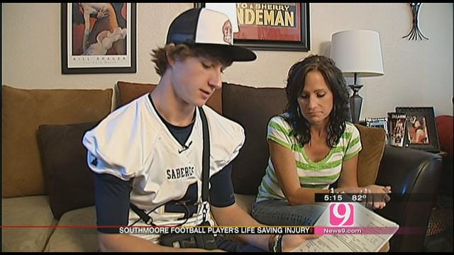 Teen's Broken Ankle Leads To Discovery Of Heart Problem