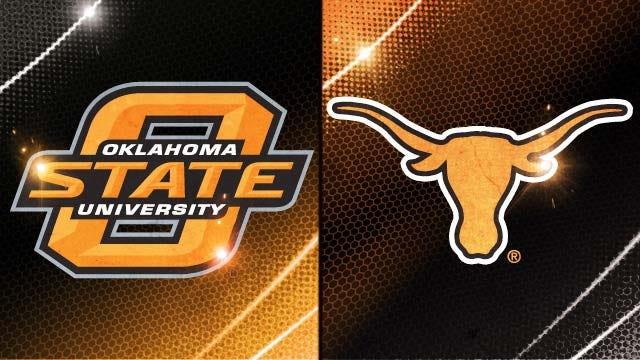 Vitals: Oklahoma State Cowboys at Texas Longhorns