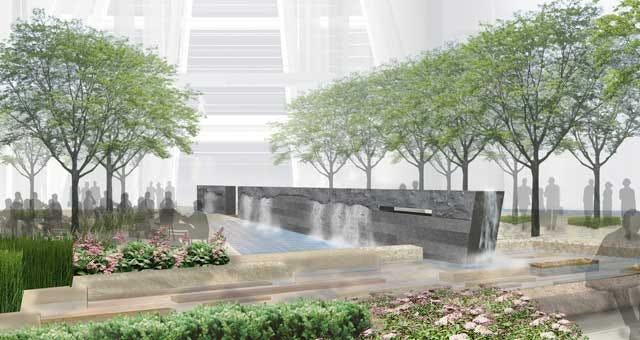 OKC's Myriad Gardens Reopens With 'Festival On The Green'