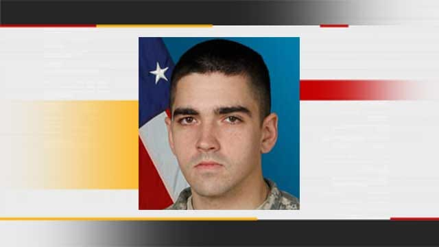 Oklahoma Soldier Buried At Arlington National Cemetery