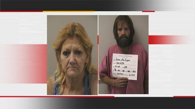 Cleveland County Deputies Make Meth Bust