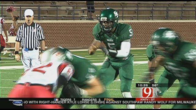 Edmond Santa Fe Stays Hot With Blowout