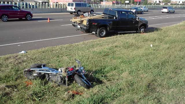 Motorcyclist Killed On I-40 In Del City