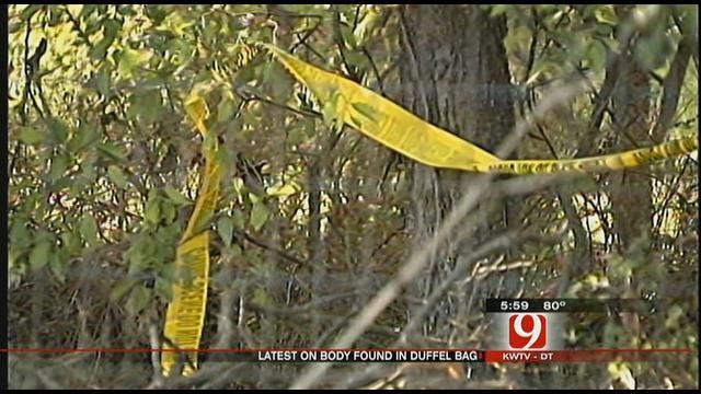 Police Continue Body In Duffel Bag Investigation