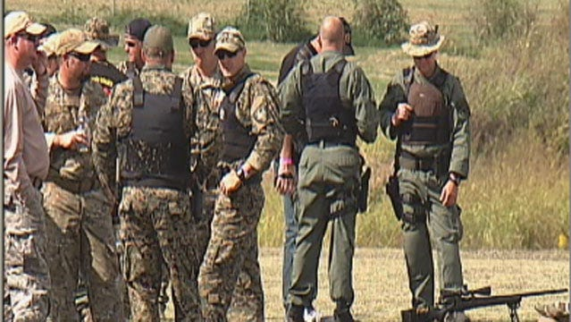 News 9 Takes Inside Look At OKCPD's Bomb Squad, Tactical Team