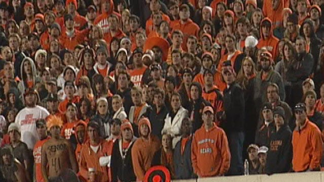 OU, OSU Fans Plan Trips To National Championship In Advance