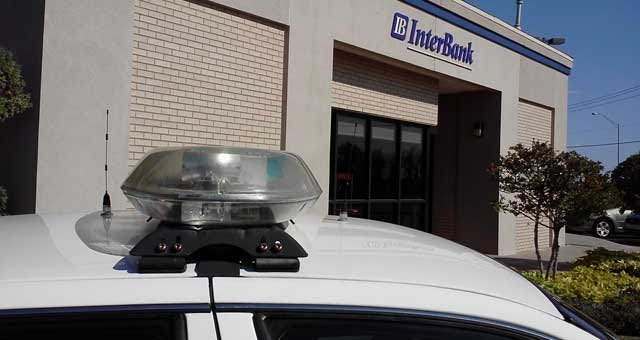 Bank Robbery Suspect On Loose In OKC, Pictures Released