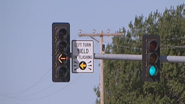 Norman Changes Traffic Signals To Improve Safety