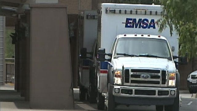Oklahoma City Council Votes To Keep EMSA