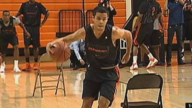 OSU's Guerrero Treated And Released At OKC Hospital