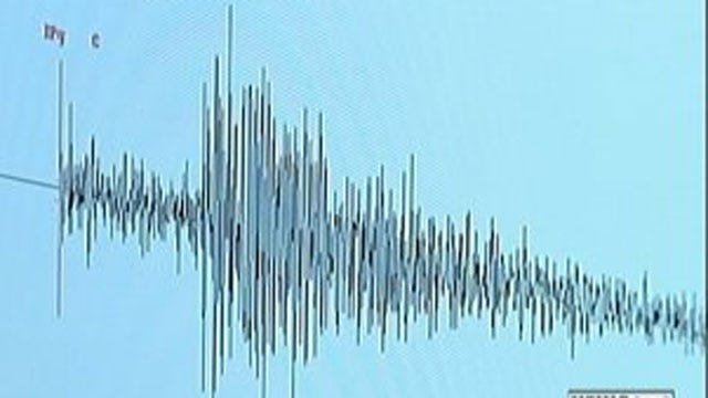 Pottawatomie County Earthquake Rattles Residents