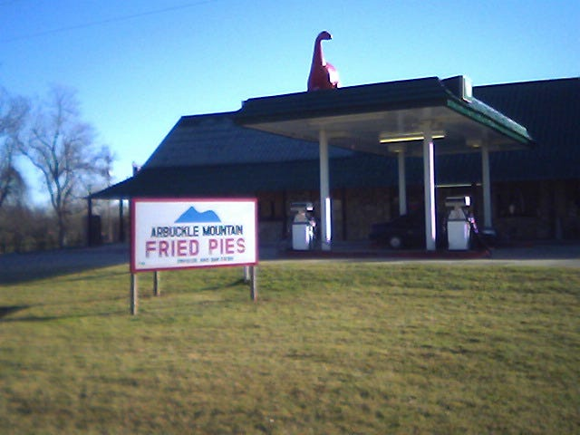 Arbuckle Mountain Original Fried Pies