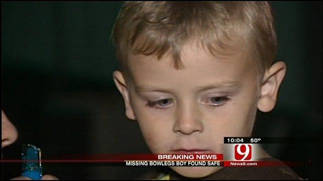 Missing Seminole Boy Found Far From Home