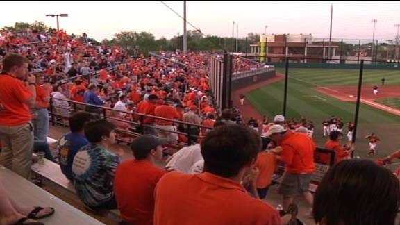 OSU Baseball Schedules Orange-Black World Series